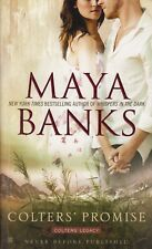 *r~ Colters' PROMISE - von Maya BANKS (2012) english - paperback