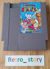 Nintendo NES Mighty Bomb Jack PAL