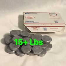 Lead Ingots 100% Shooting Range Lead! Casting Bullets, Fishing Weights, Ballast
