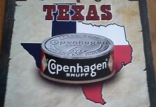 3 LEFT NEW LIMITED EDITION  2003 Texas & COPENHAGEN SNUFF - 100% Mint Condition