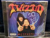 Twiztid - Mostasteless 2012 SEALED CD insane clown posse house of krazees rare