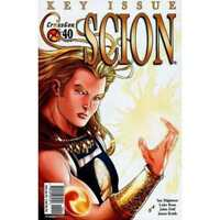 Scion #40 in Near Mint minus condition. CrossGen comics [*qh]