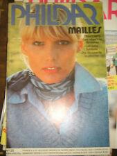 Phildar Mailles N°35 Printemps Robes Pulls tunique Pélerine Tricot Modèles Laine