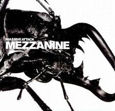 MASSIVE ATTACK MEZZANINE DOPPIO VINILE LP 180 GRAMMI NUOVO SIGILLATO !!
