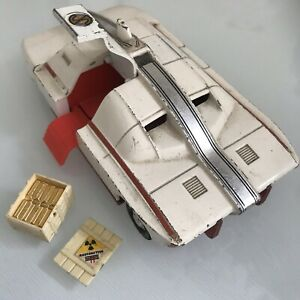 Vide DINKY 105 MSV sécurité maximale du véhicule capitaine Scarlet reproduction box
