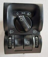 Opel Vectra B Lichtschalter Schalter Licht Nebelscheinwerfer 90569813 53142808