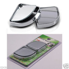Car Chrome Blind Spot & Wide Mirror Side View Auxiliary 2pcs 3R-015 for CRV City