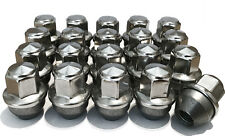 Alloy Wheel Nuts OE Style (20) 14x1.5 Bolts for Ford S-Max [Mk2] 10-15