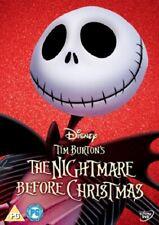 The Nightmare Before Christmas (DVD, 2006) Subtitles:(BRAND NEW)