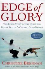 Edge of Glory: The Inside Story of the Quest for Figure Skating's Olympic Gold M