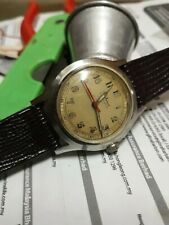 50's Vintage Boulevard Military Automatic (Bumper) Watch - Swiss Made, AS 1250