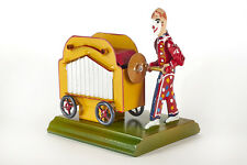 Lot 170506 Tucher Blech Original (Tucher & Walther) T093 Musik-Clown m. Spieluhr