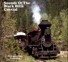 Train Sound CD: Sounds Of The Black Hills Central