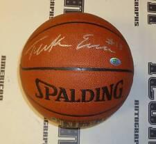 Tyreke Evans Signed Pelicans Basketball PSA/DNA COA Autograph Ball Kings NBA #1