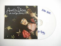 AURA DIONE : I WILL LOVE YOU MONDAY [ CD SINGLE ] ~ PORT GRATUIT