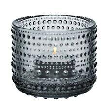 Iittala Kastehelmi Teelichthalter grau Neu/ovp