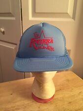 Riviera Hotel & Casino baseball cap Star of Las Vegas trucker snapback mesh hat