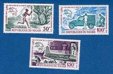 Niger 1972 airmail UPU unione postale internazionale postal MNH**nuovi