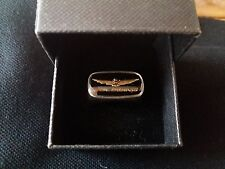 Goldwing 1800 silber ring