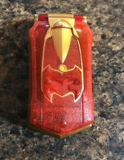 POWER RANGERS MYSTIC FORCE Morpher Phone Red Gold Fury Edition Lights Sound 2005