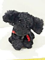 Animal Adventure Dog Black Lab Labrador Puppy Plush Stuffed 2007 ~ Ships FREE