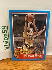 2011-12 Fleer Retro Rookie Sensation - E'TWAUN MOORE