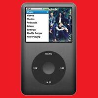 ✔New Apple iPod Classic 7th Generation 160GB Black - USA SELLER ✔