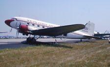 Original 35mm Aircraft slide  Douglas C-47A Skytrain #39