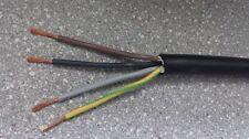 Gummikabel H07RN-F 4x10 qmm ( 1 m,Lieferung in einer Länge)