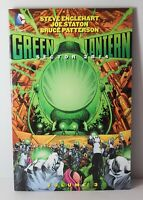 Green Lantern Sector 2814 Volume 3 DC COMICS TPB Trade Paperback Softcover