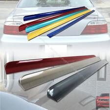 PAINTED For Acura TL III Sedan REAR ROOF SPOILER & TRUNK LIP SPOILER 04~08  §