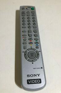 Genuine Sony RMT-V407A VCR Remote SLV-SE840D SLV-SE840G SLV-SE747E BRAND NEW