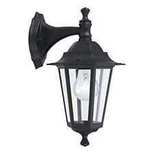 Eglo 22467 Lanterne Aluminium E27 Noir