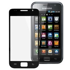 VETRO VETRINO PER SAMSUNG GALAXY S GT i9000 NO DISPLAY NO TOUCHSCREEN NERO BLACK