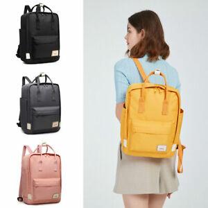 Unisex Large Backpack Handbag Waterproof School Laptop Bag Outdoor Rucksack 16L