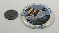 Ducks Unlimited 1983 Pinback Collectible Pin Rare Vintage