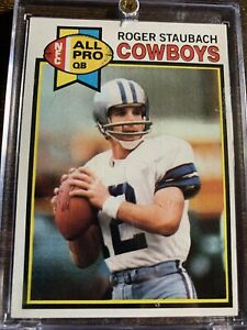1979 Topps Roger Staubach All Pro