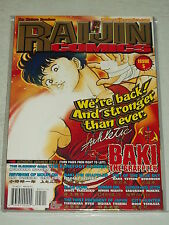 RAIJIN COMICS #5 JAPANESE MANGA MAGAZINE JANUARY 22 2003