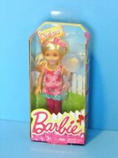 Barbie Chelsea & Friends Springtime Fun Chelsea Doll with Butterfly Net