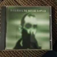 David Bowie - The Outside Sampler promo CD 1995 (New-other)