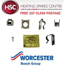 Worcester Highflow 550CDI DHW NTC thermister/Sensore Kit 87161423020-ORIGINALE