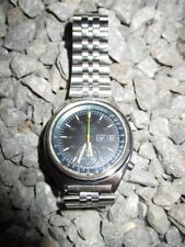 SEIKO Vintage Chronograph Automatic Day Date 40 mm 80er Jahre 1980s