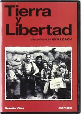 LAND AND FREEDOM  (1995)  **Dvd R2** Ken Loach.