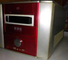 Designer PC , Gehäuse mini Tower Computer Cases in stylischen ROT