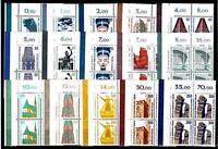 Berlin SWK ex 793 - 874 VB komplett, OL Ecke oben links Viererblock  ** #b270