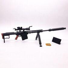 1//12 scale TOY-gun Runners armes-SOPMOD fusil sniper avec KIT accessoires