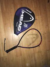 "Head Fury Xl Racquetball Racquet 3 5/8"" grip"