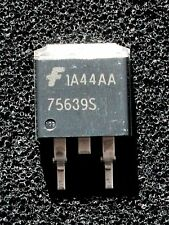 HUF75639S3S, N-Channel MOSFET Transistor, 56A 100V