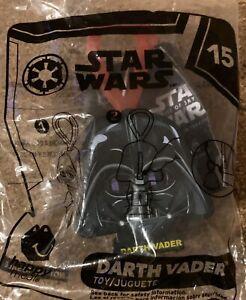McDonalds Happy Meal 2019 Star Wars DARTH VADER toy #15