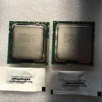 Matched Pair _ Intel Xeon SLBVD L5630 2.13 GHz /12M / 5.86 LGA1366 Quad Core CPU